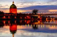 """Toulouse - la """"Ville Rose"""""""