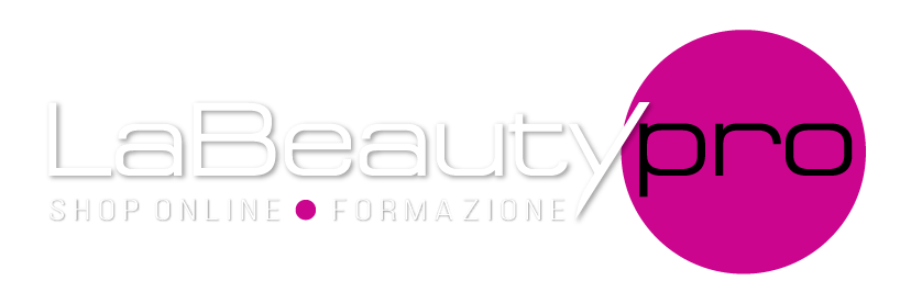 La Beauty Pro Pescara Logo chiaro
