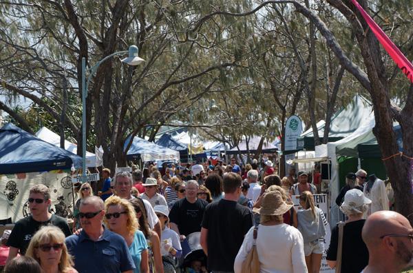 Ruta por los mercados hippies de Byron Bay – #LaBecaDeMiVida