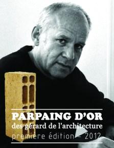 Le « Gérard » de l'architecte qui te chiade une superbe perspective que je te dis pas comment elle chie la classe pour le concours, mais une fois que tu vois le projet pour de vrai aujourd'hui, tu te demandes, s'il se serait pas un peu foutu de ta gueule par hasard…