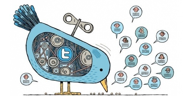 Twitter pour les nuls...