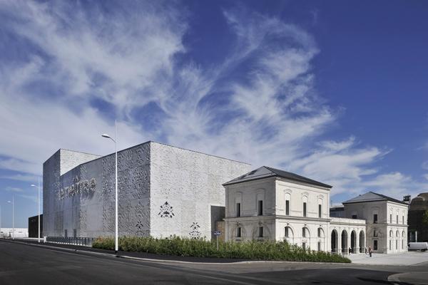Le théâtre de Saint-Nazaire de K-architectures