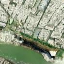 La rencontre des chutes du #Niagara et de #Paris #RiveDroite #hôteldeville #baignade