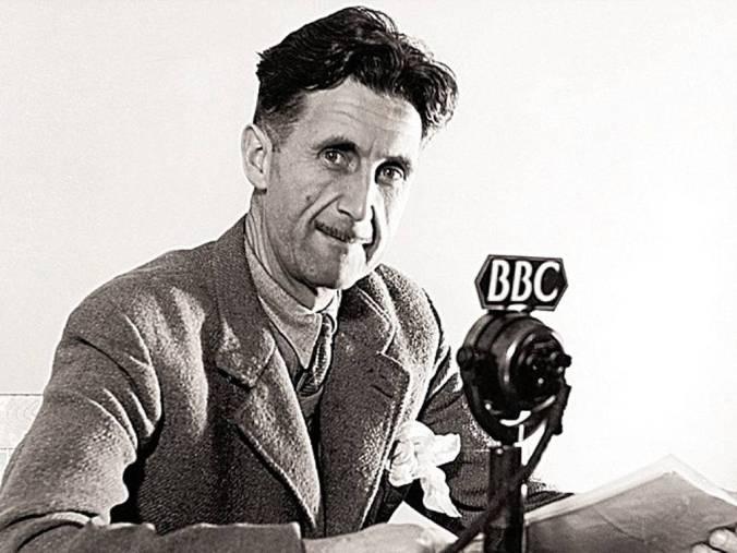 George Orwell à la BBC