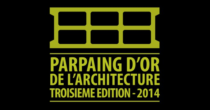 Parpaings d'or 2014