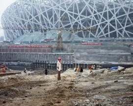 Beijing stadium, 2007