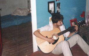 Chez Tug en juillet 1986