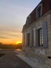 château-prieure-marquet-sunset