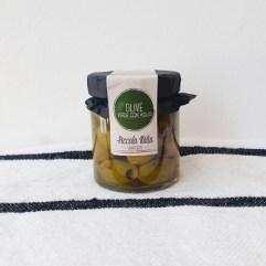 Olijven met knoflook - Piccola Italia
