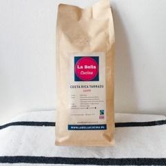Costa Rica Tarrazu gemalen koffie (Zacht van smaak) - La Bella Cucina