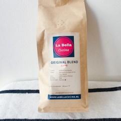 Original Blend gemalen koffie (Stevig van smaak) - La Bella Cucina
