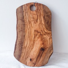 Olijfhouten plank 20cm