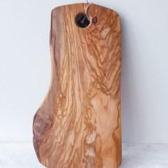 Olijfhouten plank 40cm