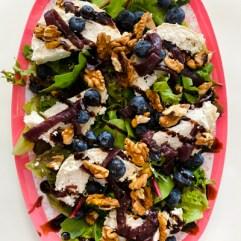 Salade Di Capra