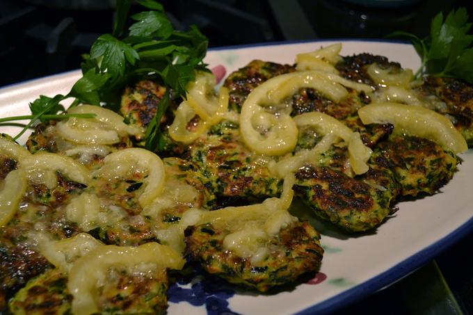 Zucchini-Fritters-LaBellaSorella