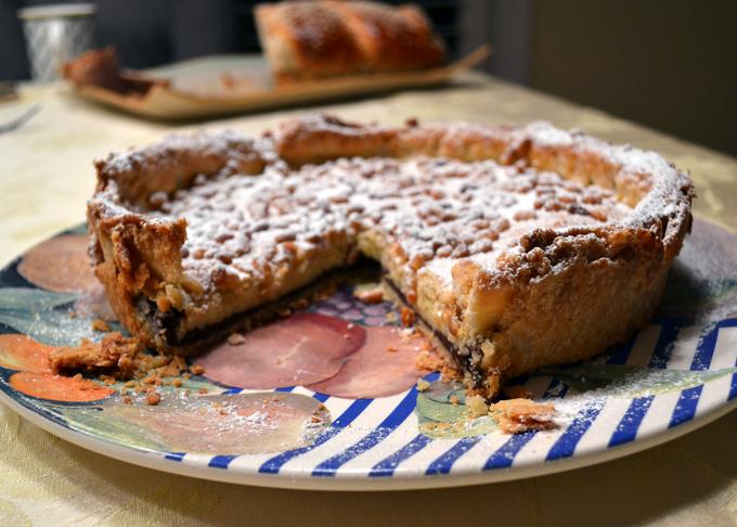Torta deiNonni enjoyed | labellasorella.com