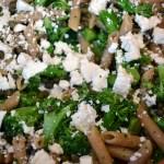 Pasta con Broccoli e Ricotta Salata – Pasta with Broccoli and Ricotta Salata