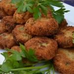 ggplant Polpette / Eggplant Meatballs, don't they look amazing | labellasorella.com