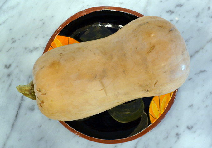 Whole butternut squash | labellasorella.com