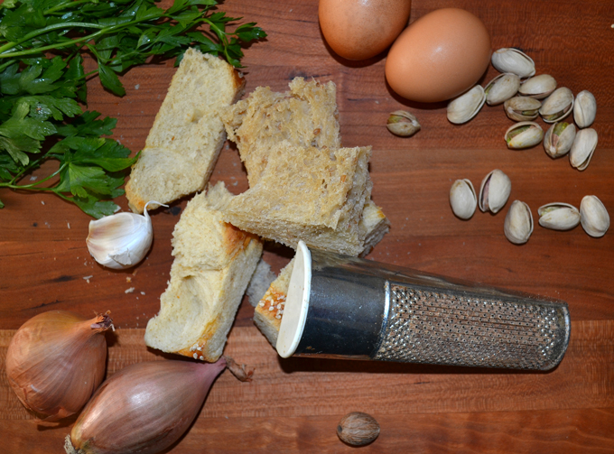 Preparing for the polpette | labellasorella.com