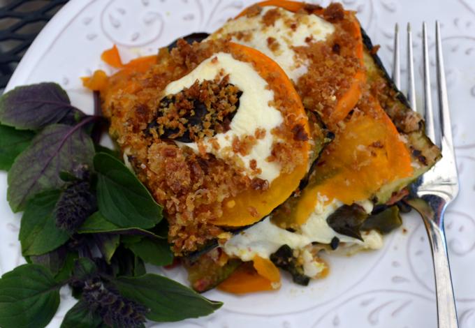 Summer parmigiano | labellasorella.com