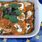 Summer Zucchini Parmigiana – Zucchine Parmigiana d' Estate