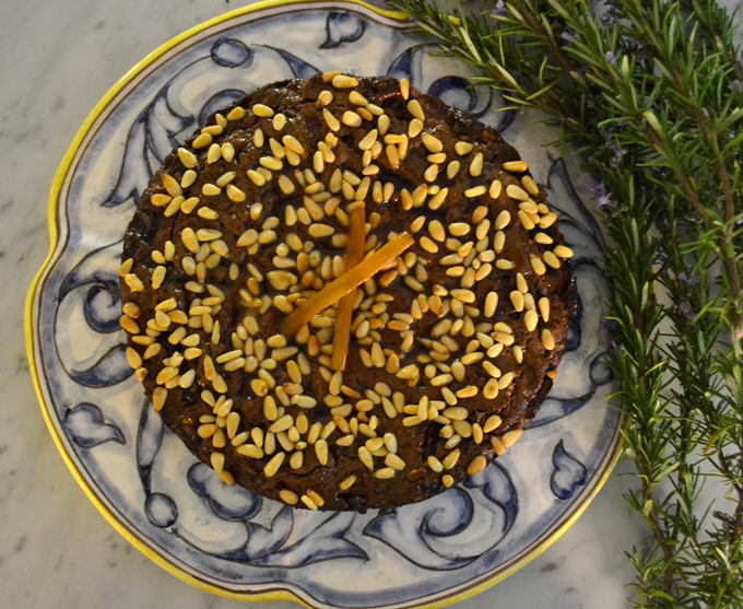 Chestnut Cake | labellasorella.com