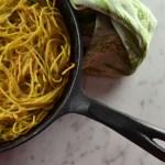 Spaghetti Frittata – Frittata di Spaghetti