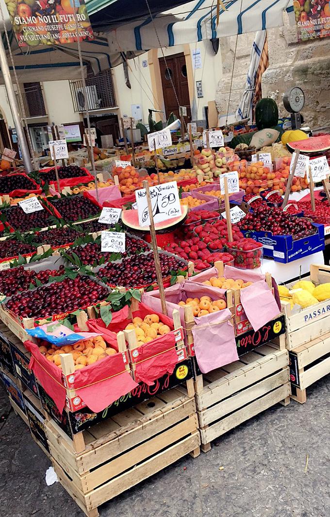 Capo Mercato, Palermo | labellasorella.com