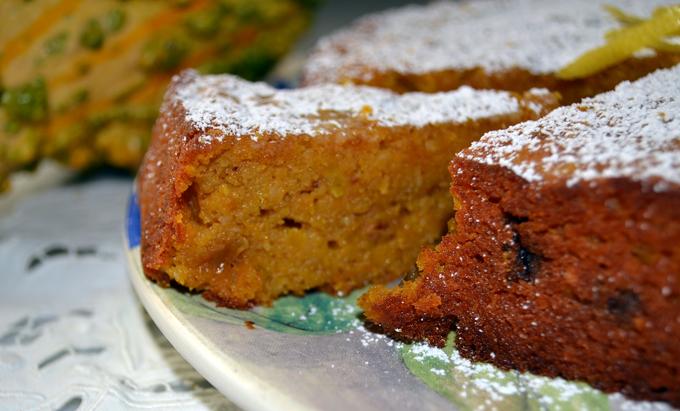 Treviso Pumpkin Cake or Torta di Zucca di Treviso | labellasorella.com
