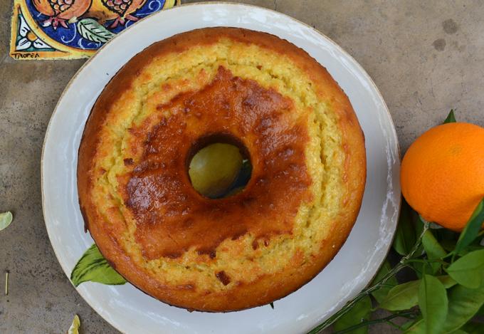 Ciambella all'Arancia, perfect at any time of day | labellasorella.com