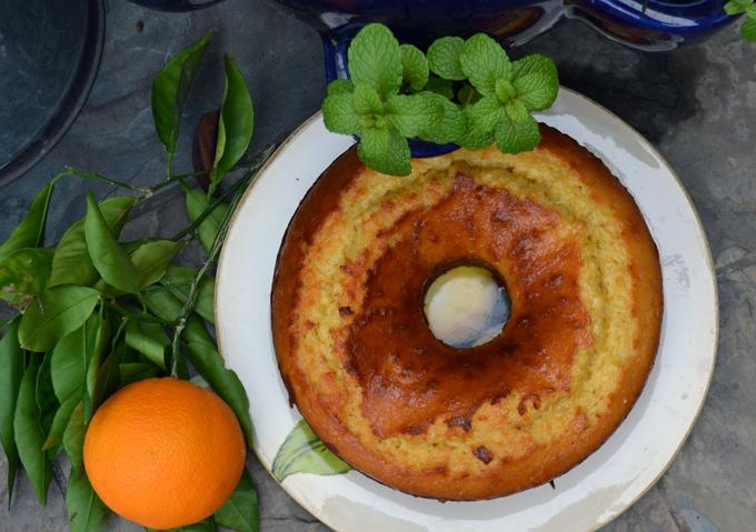 Ciambella all'Arancia | labellasorella.com
