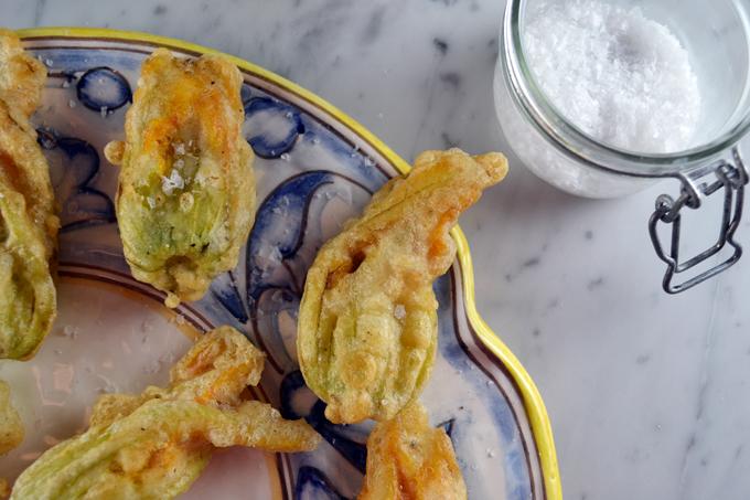 Fiori di Zucchini | www.labellasorella.com