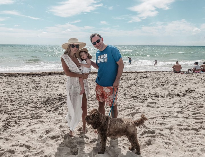 South Beach Family Vacation