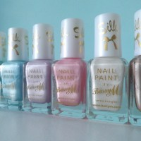 Barry M Silk Nail Polish | Review & Swatches