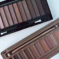 Urban Decay Naked 3 vs. Makeup Revolution Iconic 3