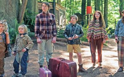 Captain Fantastic : Le film #PauseCiné