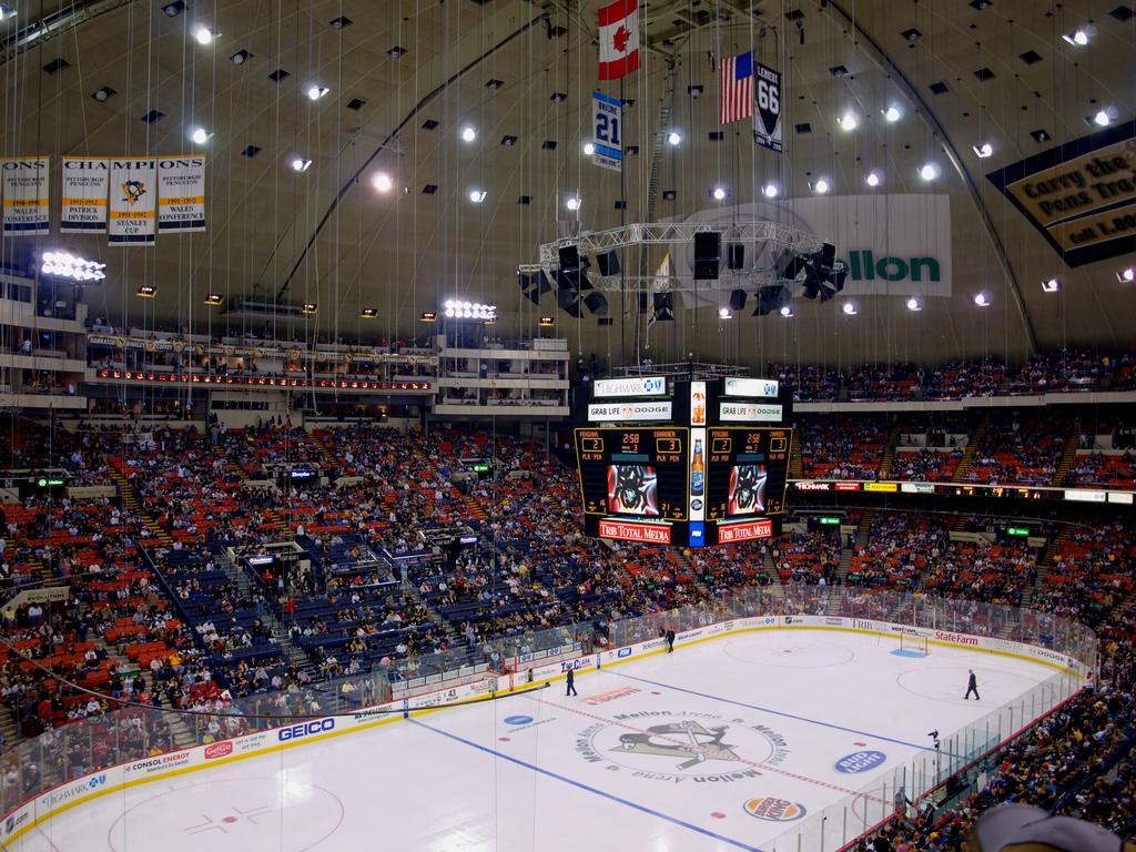 Sun A Arena Hockey