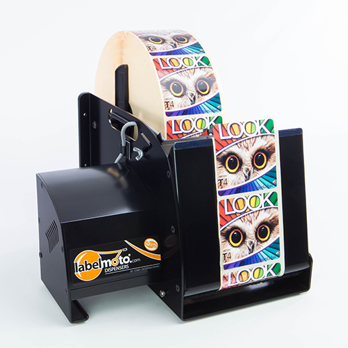 Labelmoto electric label dispenser LDX8025