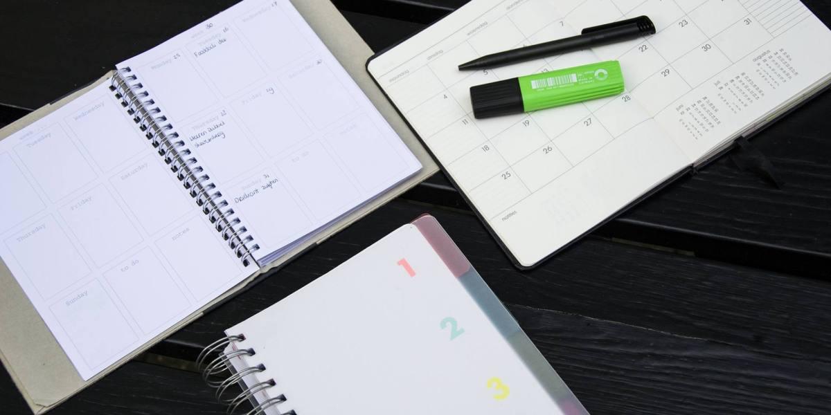 How to: goed en overzichtelijk plannen