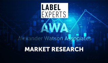 Pressure-sensitive label market