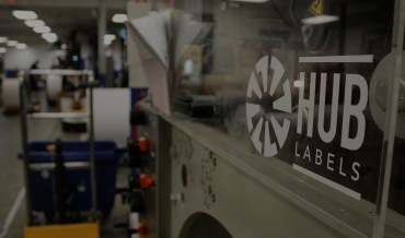 HUB Labels is a leader in the label industry
