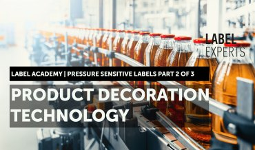 Label Academy | Pressure-Sensitive Labels Part 2/3