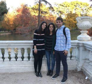 Los miembros de Ecopubli Fecem en Madrid