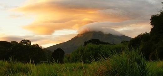 Volcan Antilles