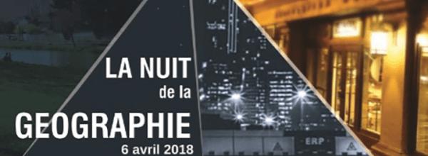 06/04/18 – 2e Nuit européenne de la Géographie