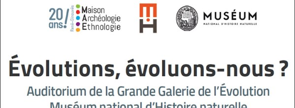 """Appel à communication – Colloque « Évolutions, évoluons-nous ?"""