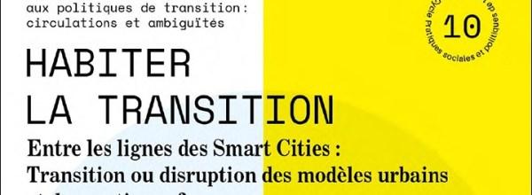 08/01/19 – Nouvelle journée du séminaire «Circulation des références urbaines et assemblages locaux»