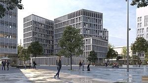 Campus Condorcet - Hôtel à projets