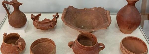01/03/2021 – Séminaire «Appréhender les territoires culturels via l'étude intégrée des assemblages céramiques»